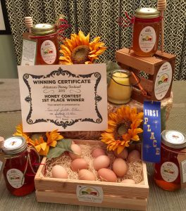 SalScilla Farms Honey And Eggs